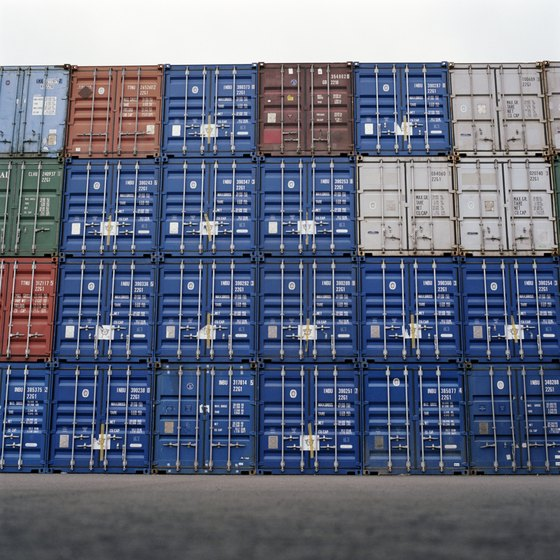 Each container must be carefully inspected to ensure it will keep your goods safe and secure..