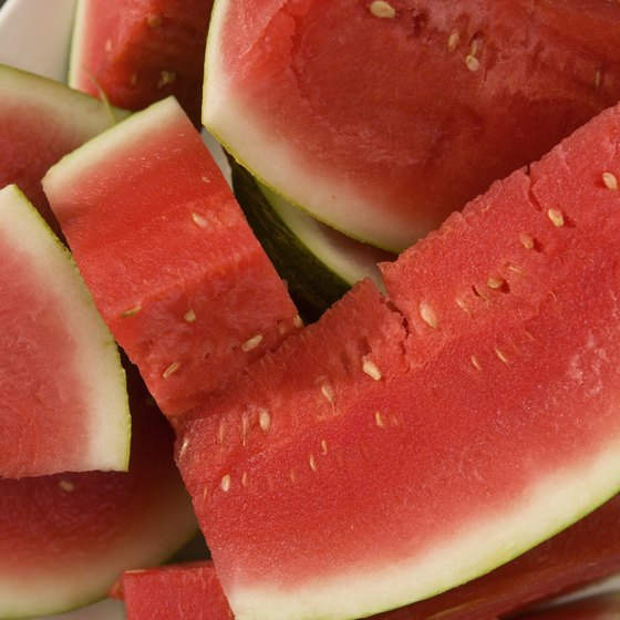 Watermelons contain essential nutrients for good health.