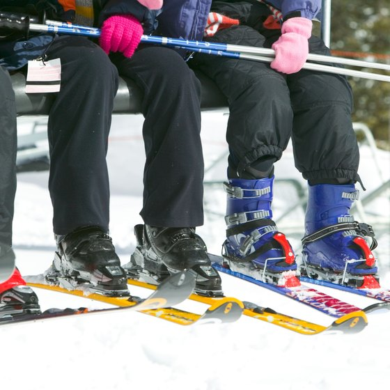 Buckle your ski boots and hit the slopes in the Southeast.