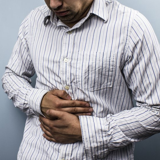 Gallbladder attacks can be painful.