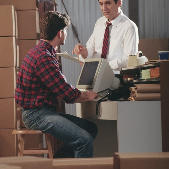 Internal inventory controls begin with physical protection.