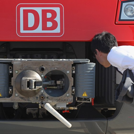 Deutsche Bahn operates rail services in Germany.