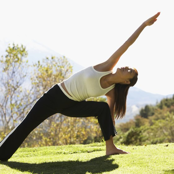 Some Bikram yoga poses can help prevent labral tears in the shoulder and hip joints.