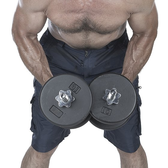 Regular weight training helps you look and feel young.