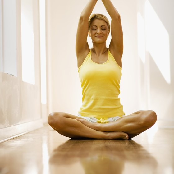 Calm your nerves with a Kundalini yoga kriya