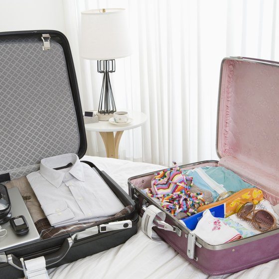 Packing strategically can save you a lot of money on baggage fees.