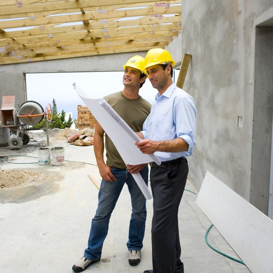 The overall health of the economy has a big impact on the construction industry.