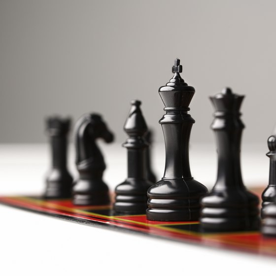 Strategic thinking means you plan ahead for the next business strategy.
