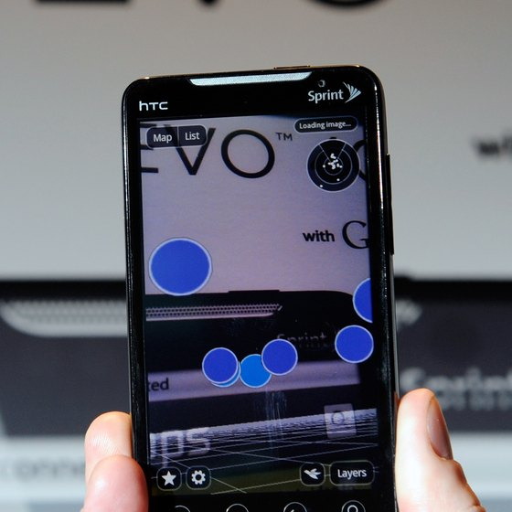 You don't need a fax machine to send a fax -- just use your HTC Evo.