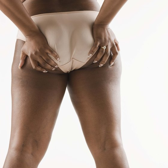 Strengthening your buttocks can be done with limited movement.