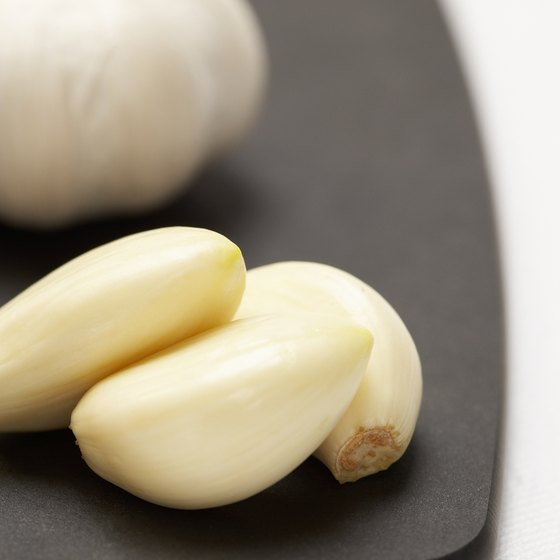 Eating garlic can help reduce the frequency and severity of the common cold.