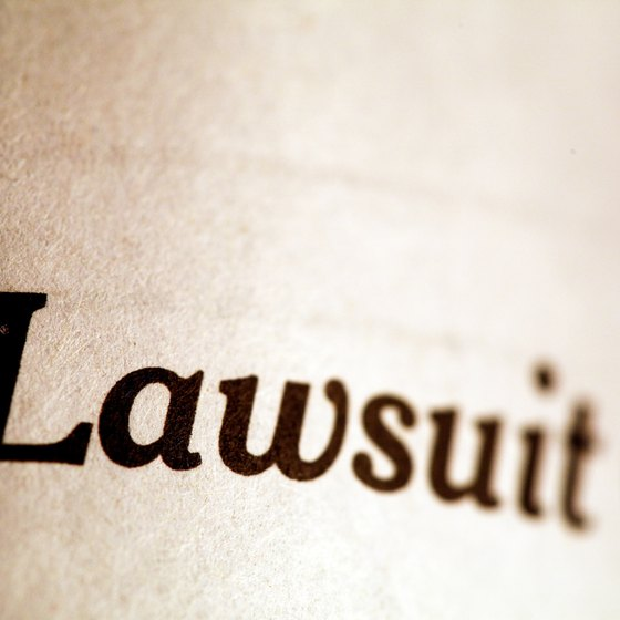 Lawsuits can be an emotional, time and financial drain.