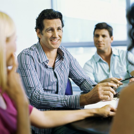 Focus groups are typically small groups of people within your target audience.