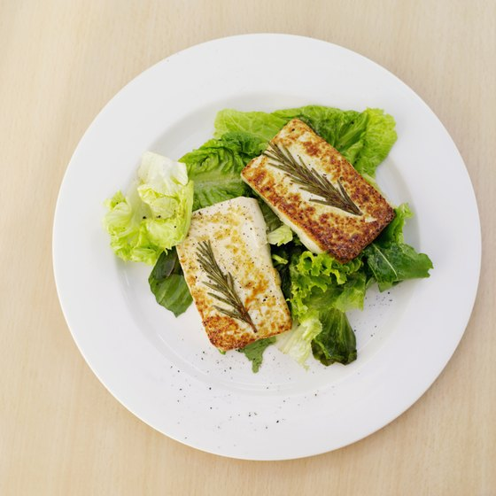 Fish provides many of the nutients a typical vegetarian diet may be lacking.