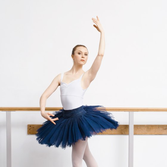 There are variations on arms for the positions of the body in ballet.