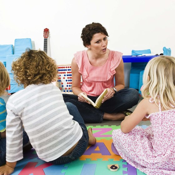 Choosing caring teachers will be part of the director's remit at a child care center.