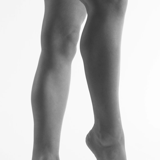 Strength training exercises can help to tone the muscles surrounding your knees.