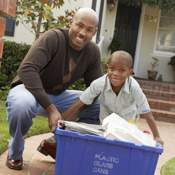 Stakeholders such as your customers support recycling efforts.