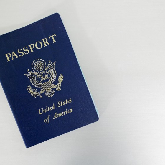 Use your passport book as identification when flying to Jamaica.