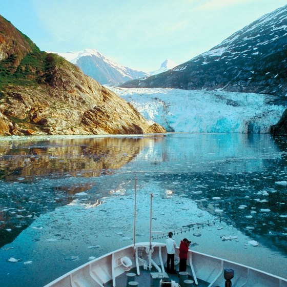 One of the best ways to see Alaska is by taking a cruise