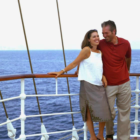 Mediterranean cruises have become increasingly casual in recent years.