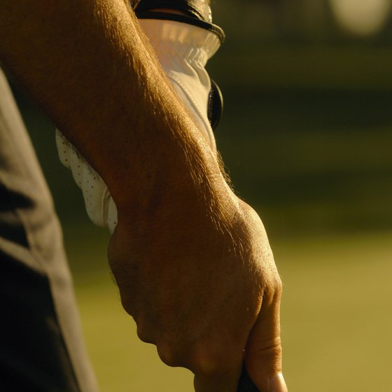 A proper golf club grip helps you hit straighter and further.