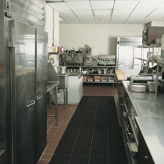 Commercial Kitchen Certification. By Devra Gartenstein. Professional Food  Service Equipment Is Often Made From Easy To Clean Stainless Steel.