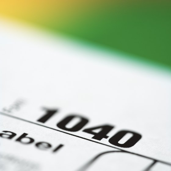 If you are self-employed, you may need to verify income with an IRS tax return transcript.