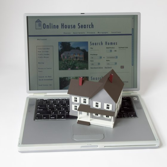 The Web is home to many real estate businesses.
