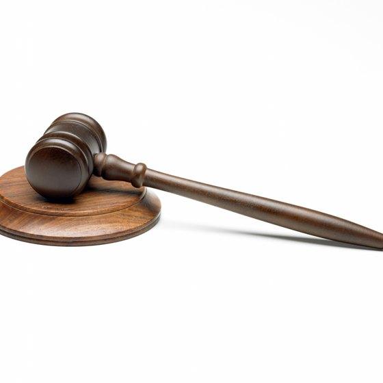 A dissolved LLC can still be taken to court.