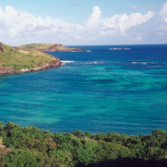 The carribean is a beautiful place to visit with family or friends.
