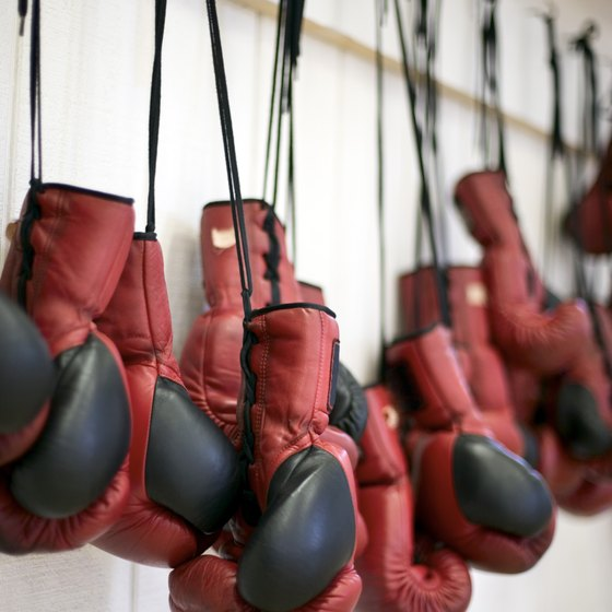 Your choice of gloves depends on your training style.
