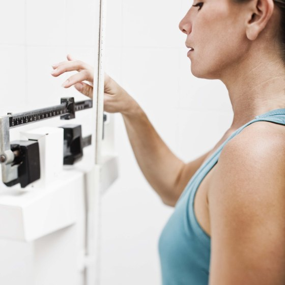 Losing more than 2 pounds weekly can lead to weight regain.