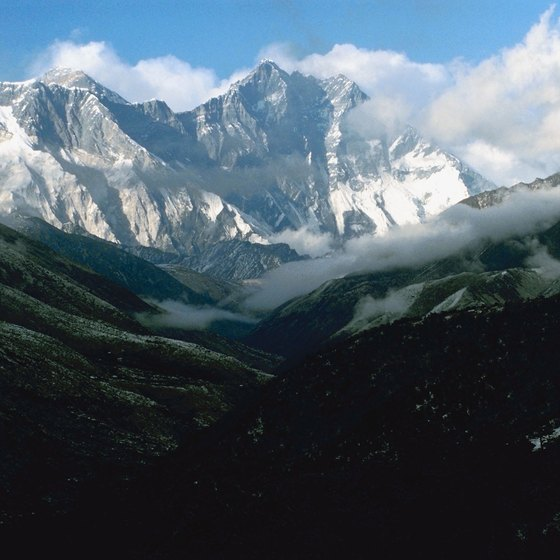 Mount Everest is the highest peak in the world.