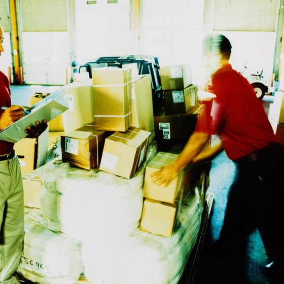 Online marketplaces frequently resell inventory by the pallet.