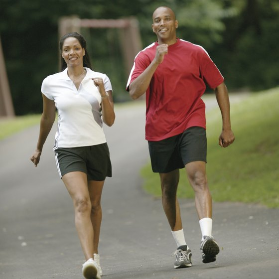 Engaging in similar exercise may have different results, based on gender.