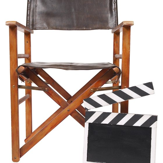 Windows Movie Maker puts into the director's chair.