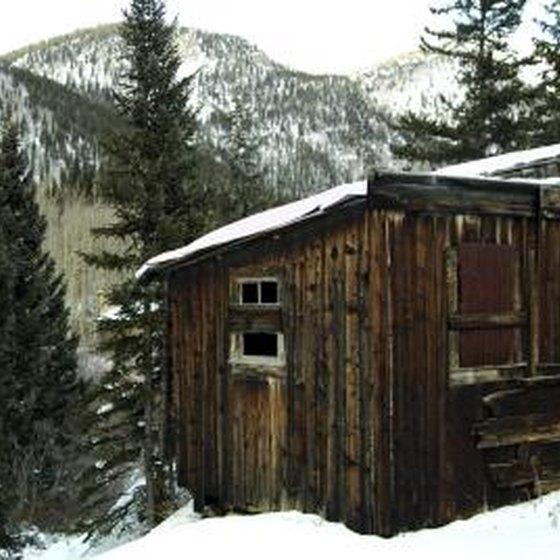 Camping near saint elmo colorado getaway usa for St elmo colorado cabins