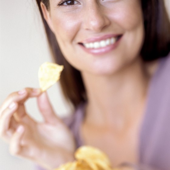 Plantain chips are a rich source of vitamins C and K.