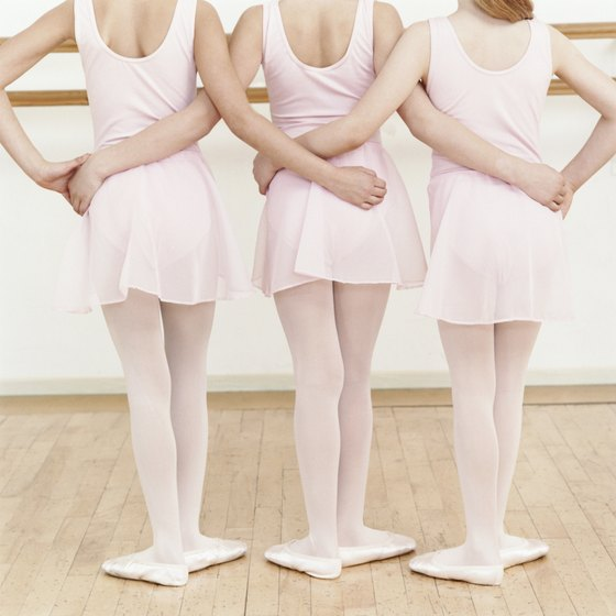 Ballet trains strength, flexibility, discipline and commitment.