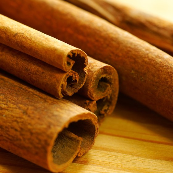 Cinnamon in chai tea may alleviate indigestion.
