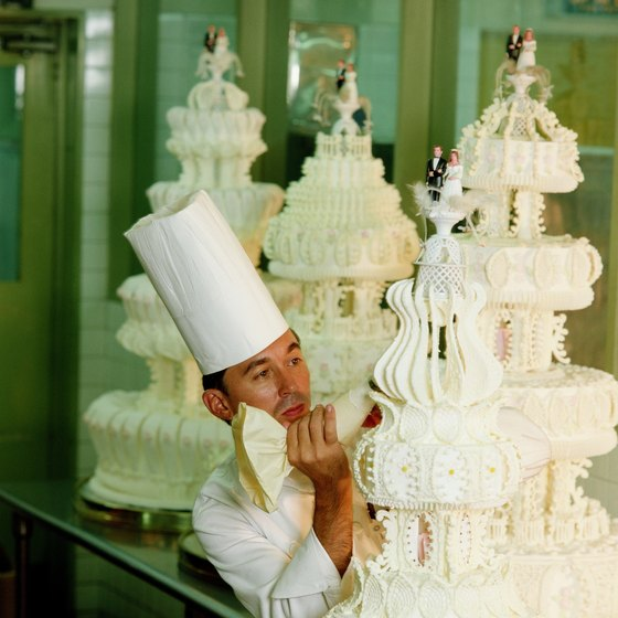 A wedding cake contract covers the bases.