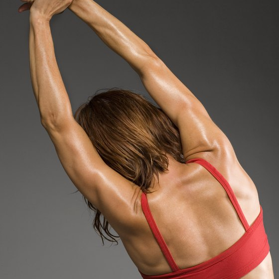 Improve your posture and confidence with a strong-looking back.
