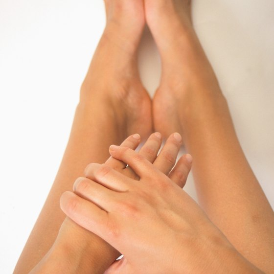 The height of the arch in your foot is partially genetic, but exercises can improve it.