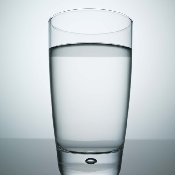 Distilled water lacks many of the minerals that give water its crisp taste.