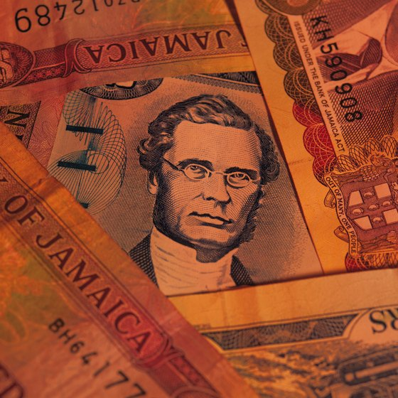 Exchanging U.S. currency into Jamaican money at the airport is important.