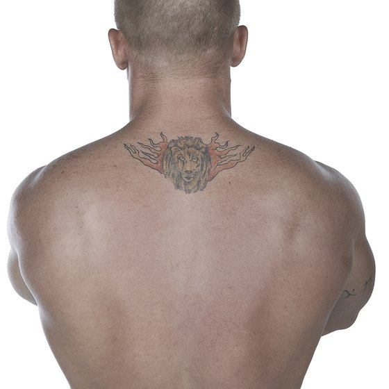 Tattoos require frequent monitoring to ensure they stay healthy.