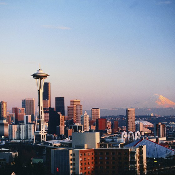Visiting Seattle makes an easy weekend trip from Vancouver, B.C.