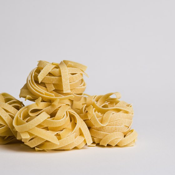 You've developed a way to make great pasta? Let big companies know.