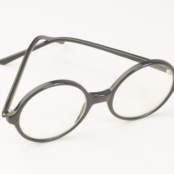 Acrylic glasses are available in most shapes and sizes.